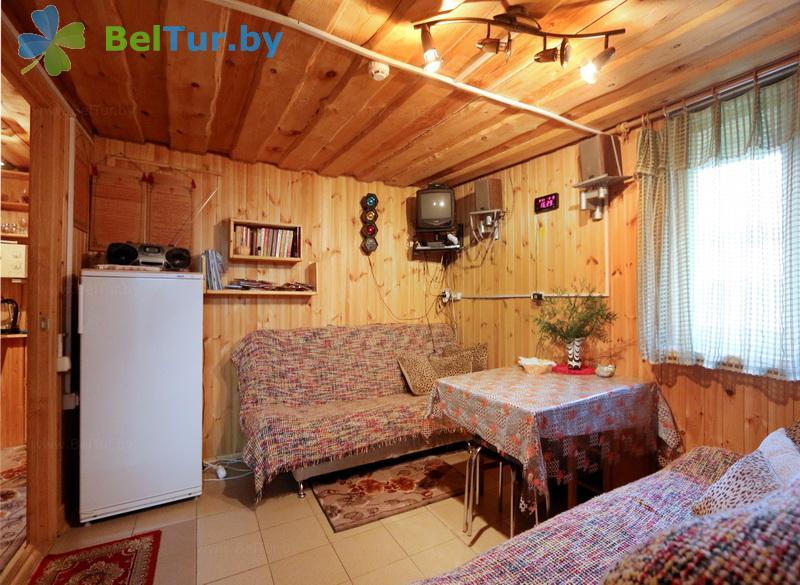 Отдых в Белоруссии Беларуси - усадьба У Серафимыча - дом (6 человек) (гостевой домик)