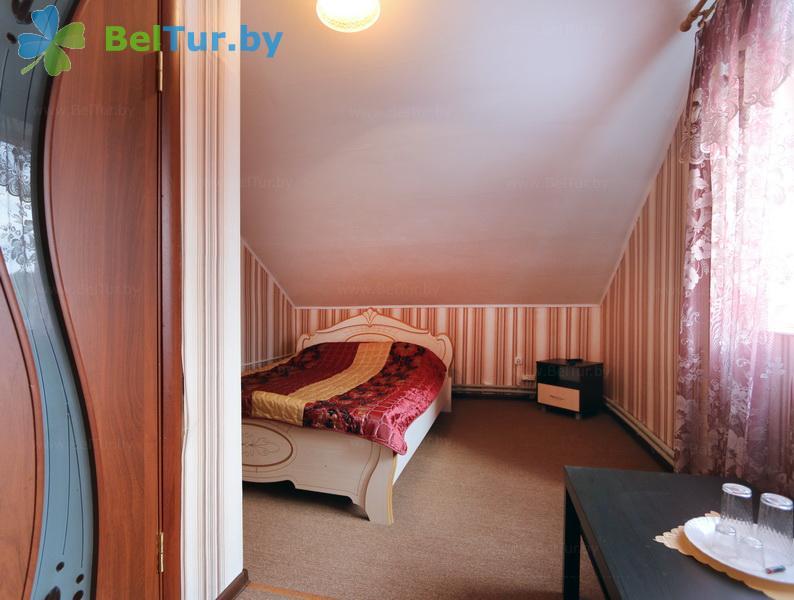 Отдых в Белоруссии Беларуси - усадьба Слуцкий страус - двухместный однокомнатный (большой гостевой дом)