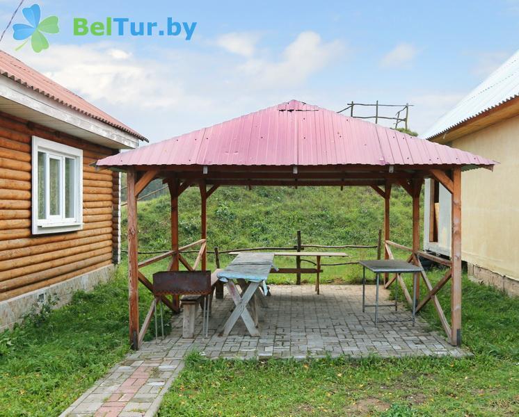 Отдых в Белоруссии Беларуси - усадьба Слуцкий страус - Беседка