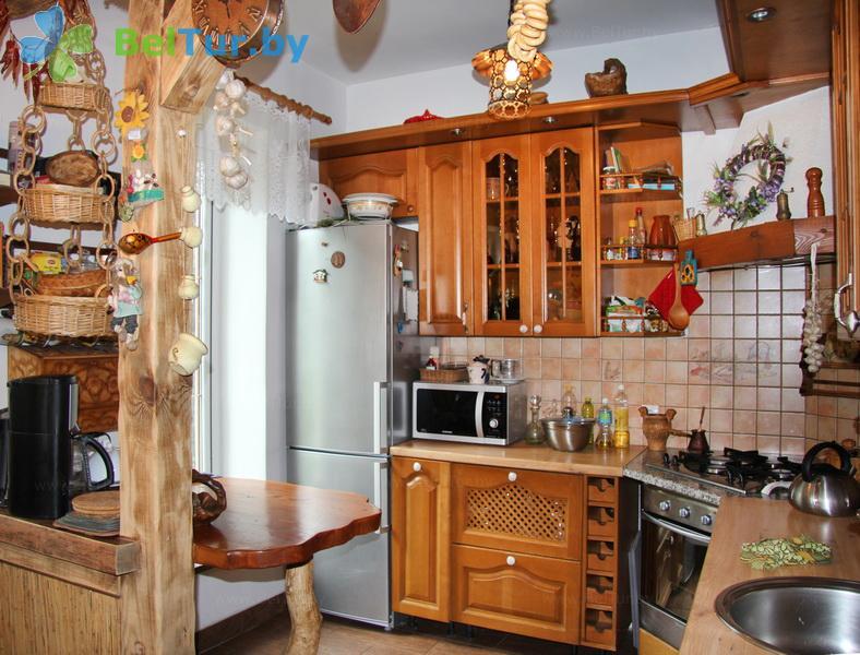 Отдых в Белоруссии Беларуси - усадьба Над Неманам - Кухня