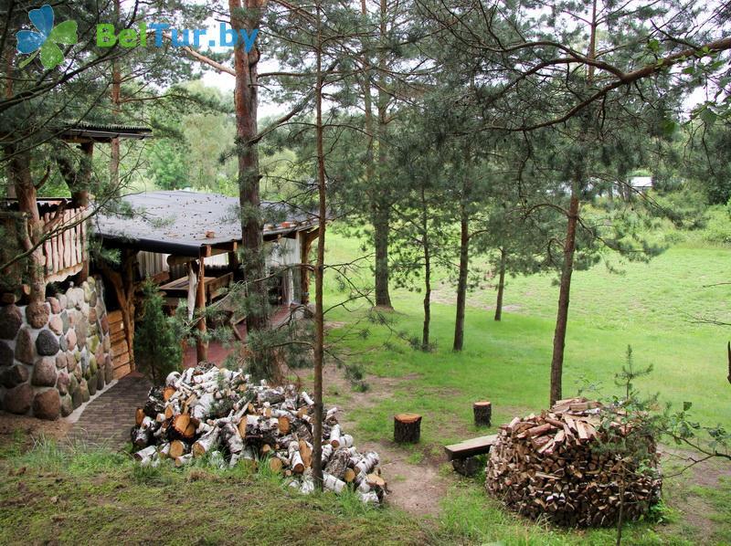 Отдых в Белоруссии Беларуси - усадьба Над Неманам - Территория и природа