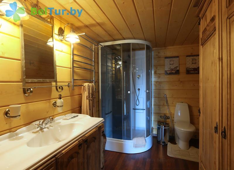 Отдых в Белоруссии Беларуси - гостиничный комплекс Панский маентак Сула - дом VIP (10 человек) (дом викинга)