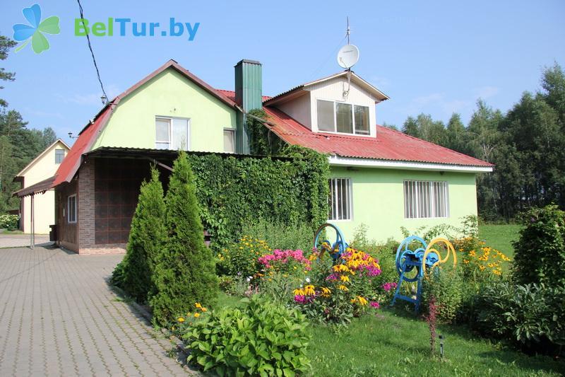Отдых в Белоруссии Беларуси - усадьба Медуница - дом