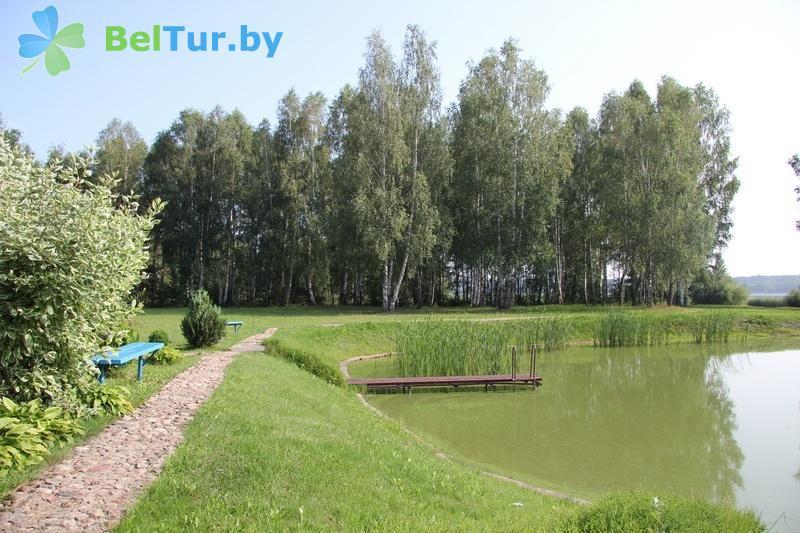 Отдых в Белоруссии Беларуси - усадьба Медуница - Рыбалка
