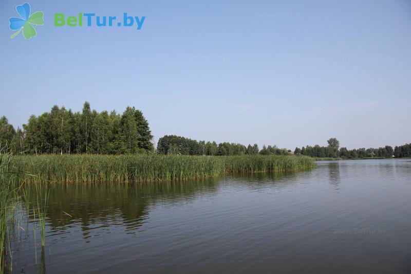Адпачынак у Беларусі - сядзіба Медуніца - Вадаём