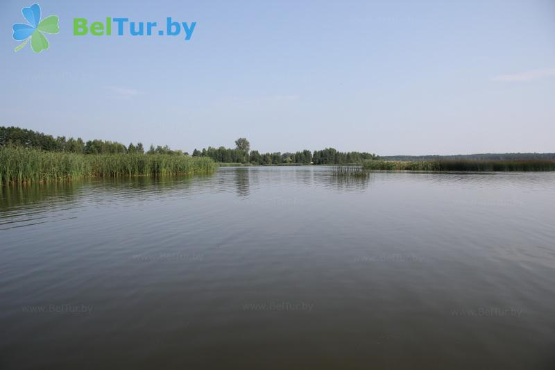 Rest in Belarus - farmstead Medunitsa - Water reservoir