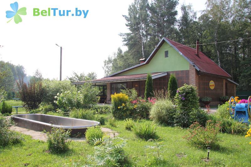 Отдых в Белоруссии Беларуси - усадьба Медуница - Территория и природа