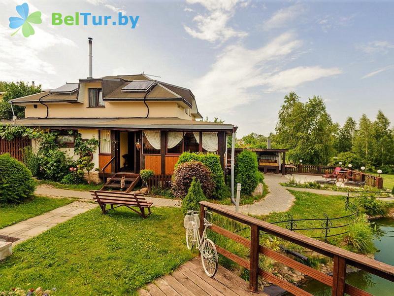 Отдых в Белоруссии Беларуси - усадьба Заречаны - банный дом