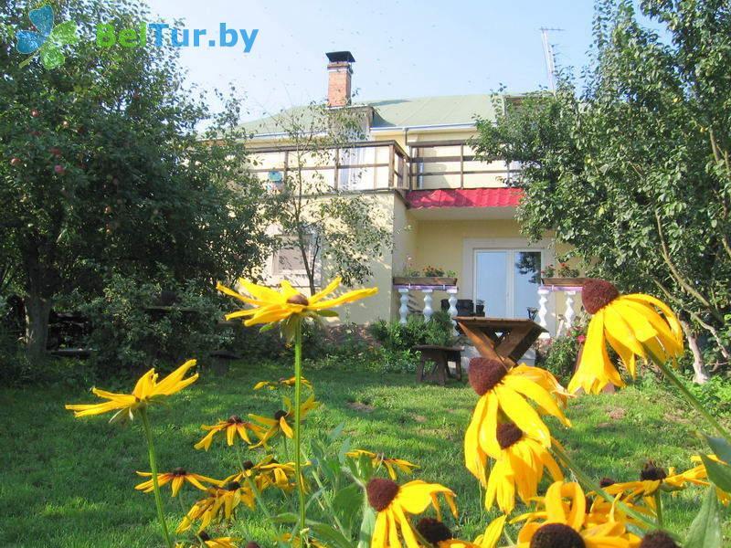 Отдых в Белоруссии Беларуси - усадьба Заречаны - гостевой домик