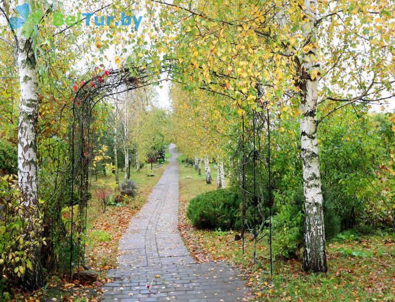 Отдых в Белоруссии Беларуси - усадьба Заречаны - Территория и природа