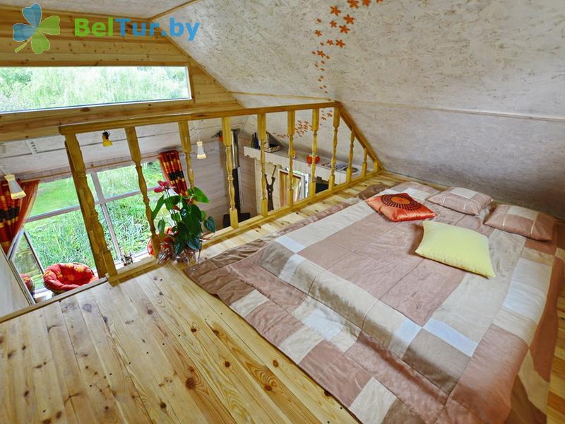 Отдых в Белоруссии Беларуси - усадьба Заречаны - дом (4 человека) (Дом над водой)