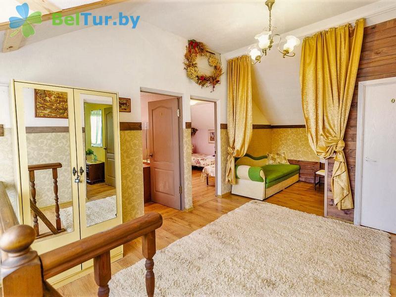 Отдых в Белоруссии Беларуси - усадьба Заречаны - дом (12 человек) (банный дом)