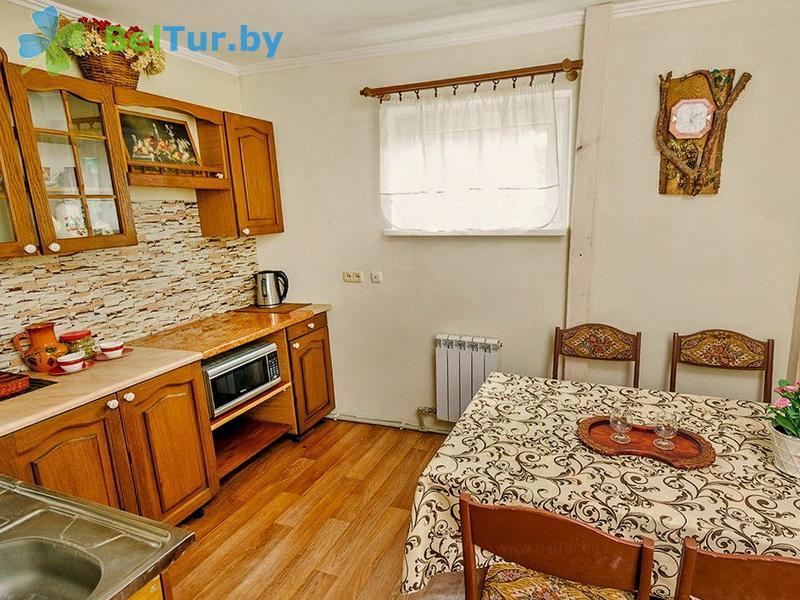 Отдых в Белоруссии Беларуси - усадьба Заречаны - дом (6 человек) (семейный дом)