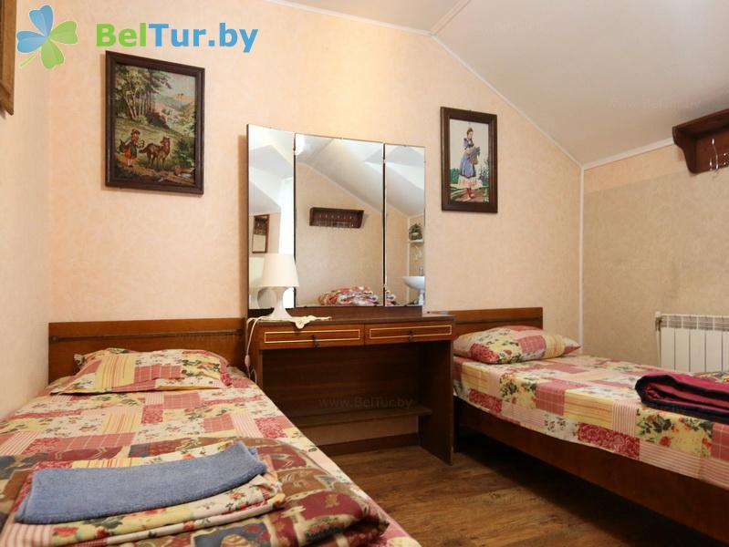 Отдых в Белоруссии Беларуси - усадьба Заречаны - дом (12 человек) (гостевой домик)