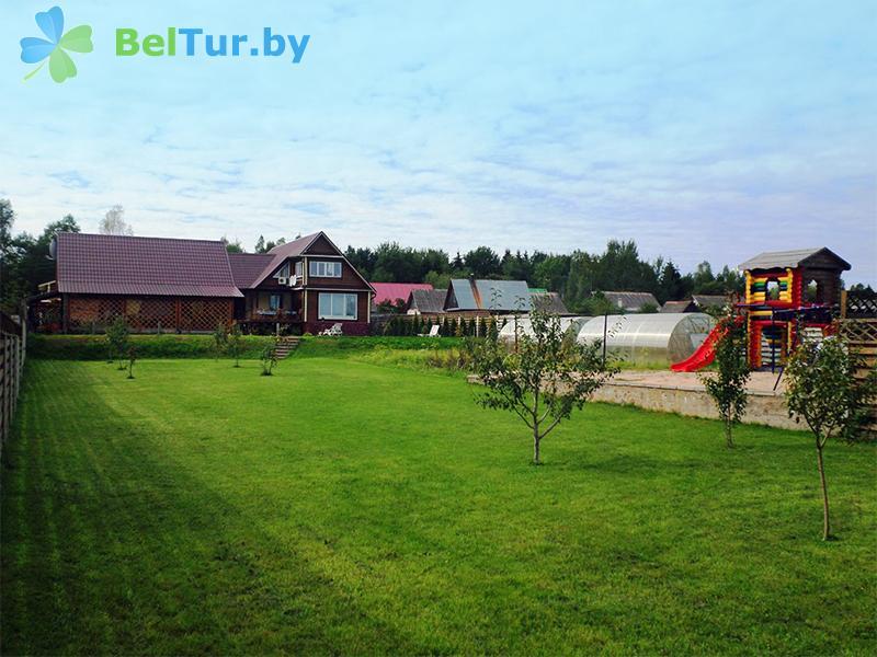 Отдых в Белоруссии Беларуси - усадьба У Татьяны - Территория и природа