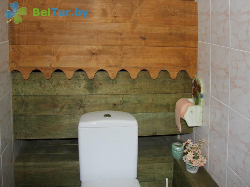 Отдых в Белоруссии Беларуси - усадьба Верес - дом (13 человек) (дом №2)