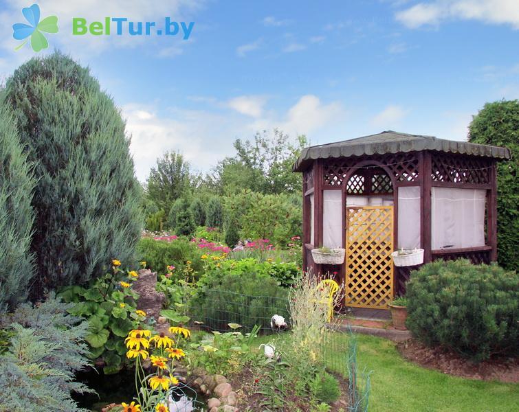 Отдых в Белоруссии Беларуси - усадьба Верес - Беседка