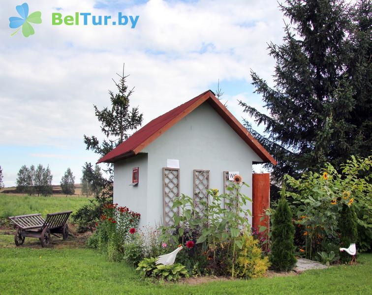 Отдых в Белоруссии Беларуси - усадьба Верес - Беседки
