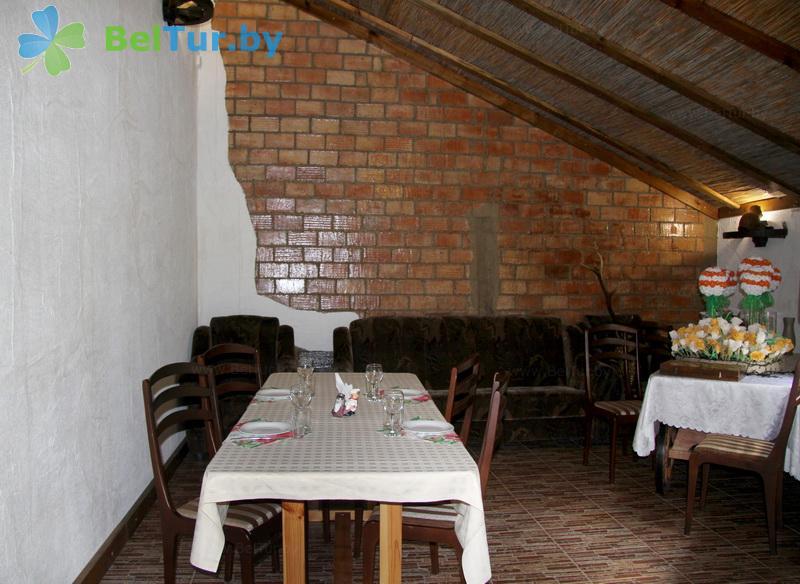 Отдых в Белоруссии Беларуси - усадьба Верес - Кафе