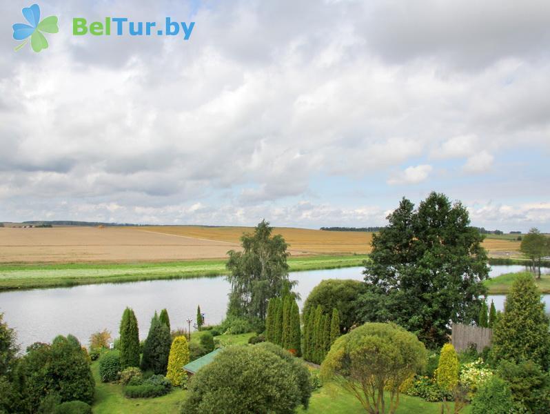 Отдых в Белоруссии Беларуси - усадьба Верес - Рыбалка