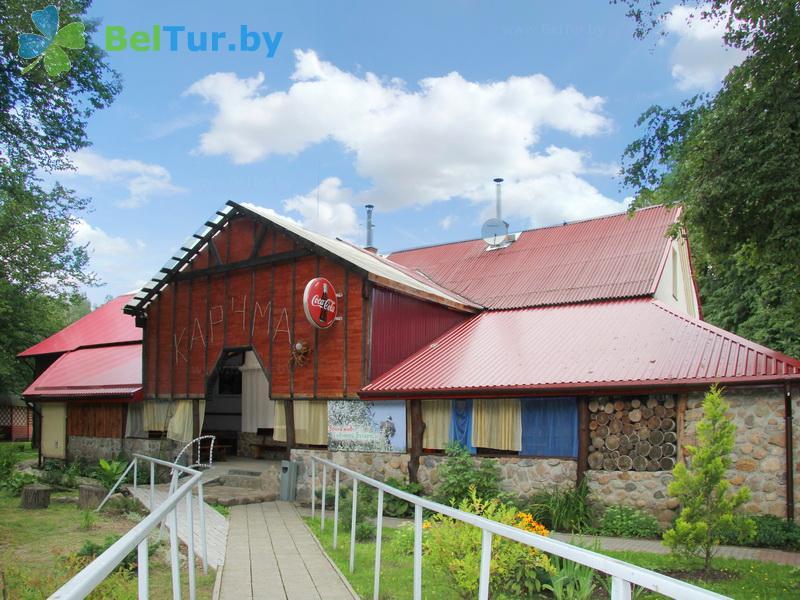 Отдых в Белоруссии Беларуси - усадьба Верес - дом №2