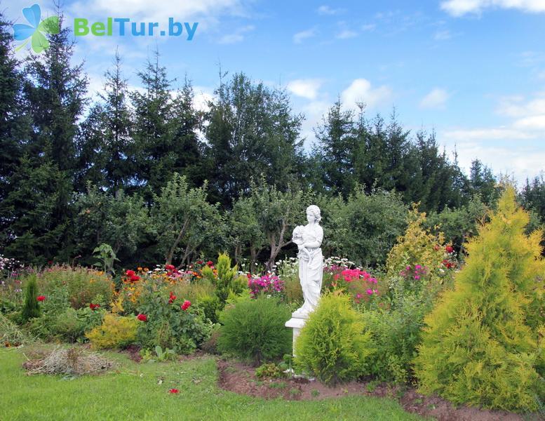 Отдых в Белоруссии Беларуси - усадьба Верес - Территория и природа