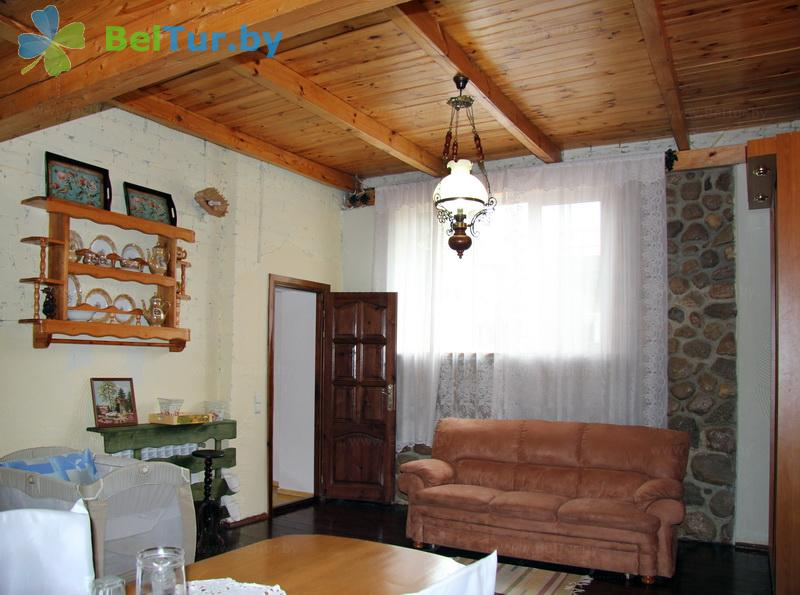 Отдых в Белоруссии Беларуси - усадьба Верес - апартаменты №2: семейный люкс (дом №1)