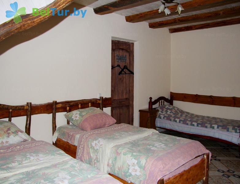 Отдых в Белоруссии Беларуси - усадьба Верес - апартаменты №1 (трехместные) (дом №2)