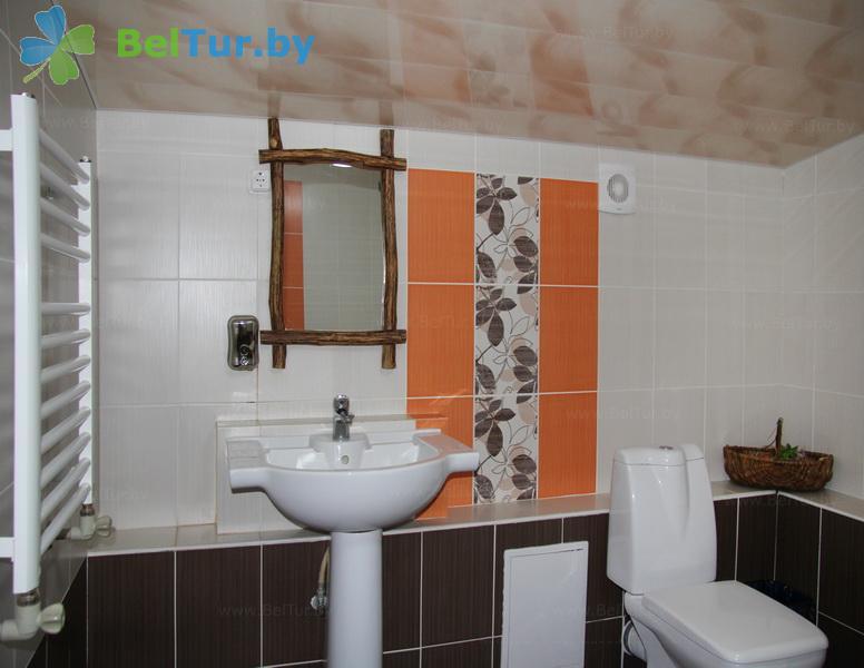 Отдых в Белоруссии Беларуси - усадьба Верес - апартаменты №2 (двухместные) (дом №2)
