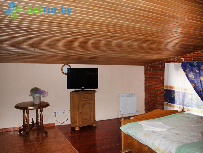 Отдых в Белоруссии Беларуси - усадьба Верес - апартаменты №3 (двухместные) (дом №2)