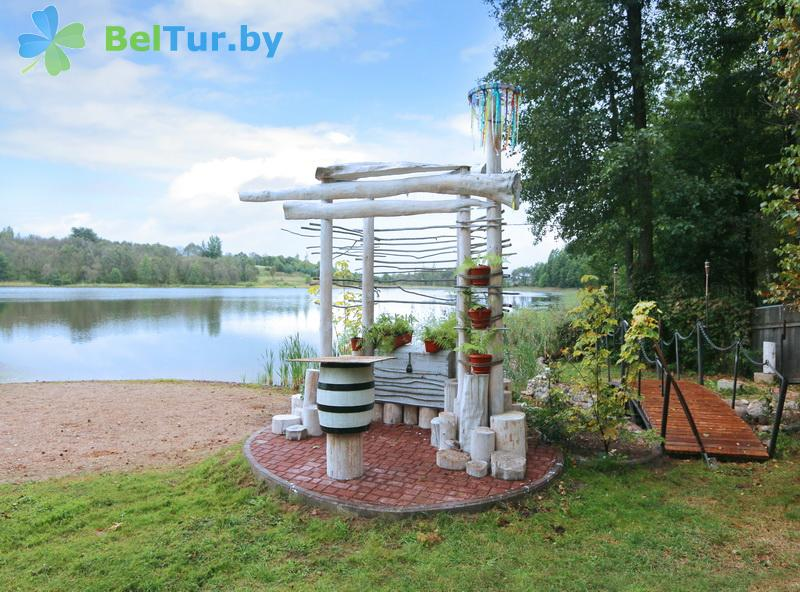 Отдых в Белоруссии Беларуси - усадьба Елочки-Holiday - Территория и природа