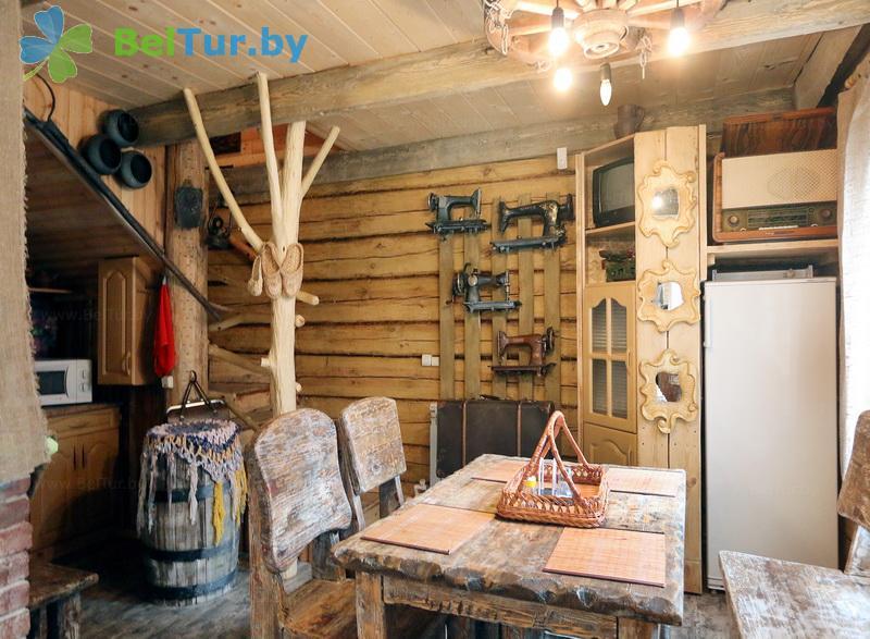 Отдых в Белоруссии Беларуси - усадьба Елочки-Holiday - Кухня