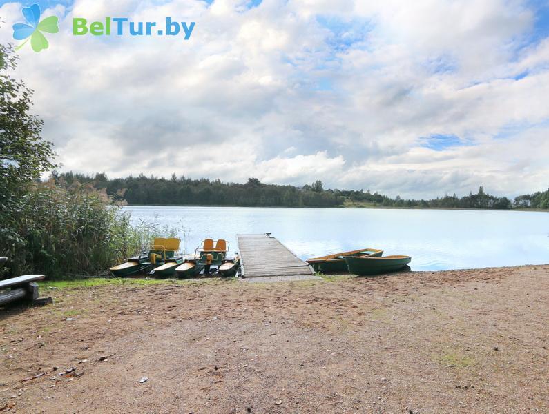 Отдых в Белоруссии Беларуси - усадьба Елочки-Holiday - Прокат лодок