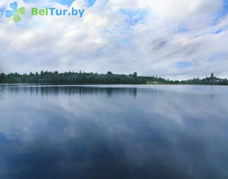 Отдых в Белоруссии Беларуси - усадьба Елочки-Holiday - Водоём
