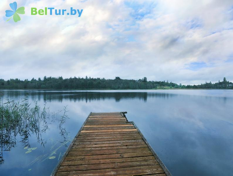 Отдых в Белоруссии Беларуси - усадьба Елочки-Holiday - Рыбалка