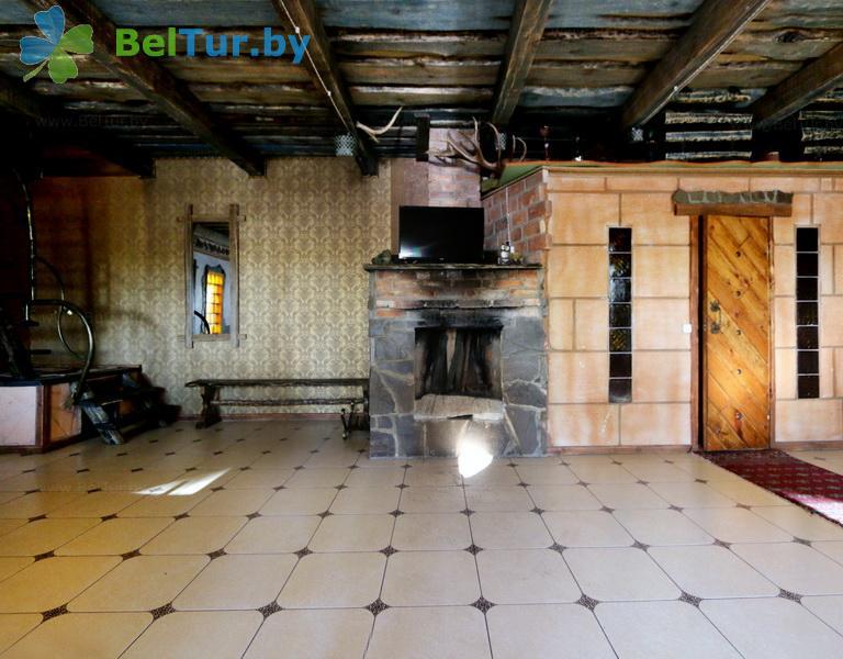 Отдых в Белоруссии Беларуси - усадьба Бычок - Банкетный зал