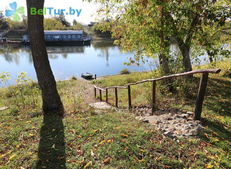 Отдых в Белоруссии Беларуси - усадьба Бычок - Территория и природа