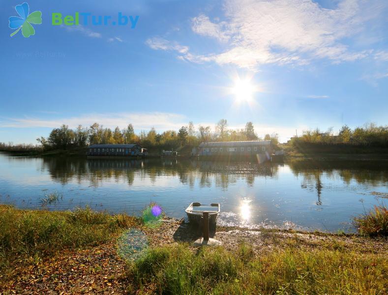 Отдых в Белоруссии Беларуси - усадьба Бычок - Рыбалка