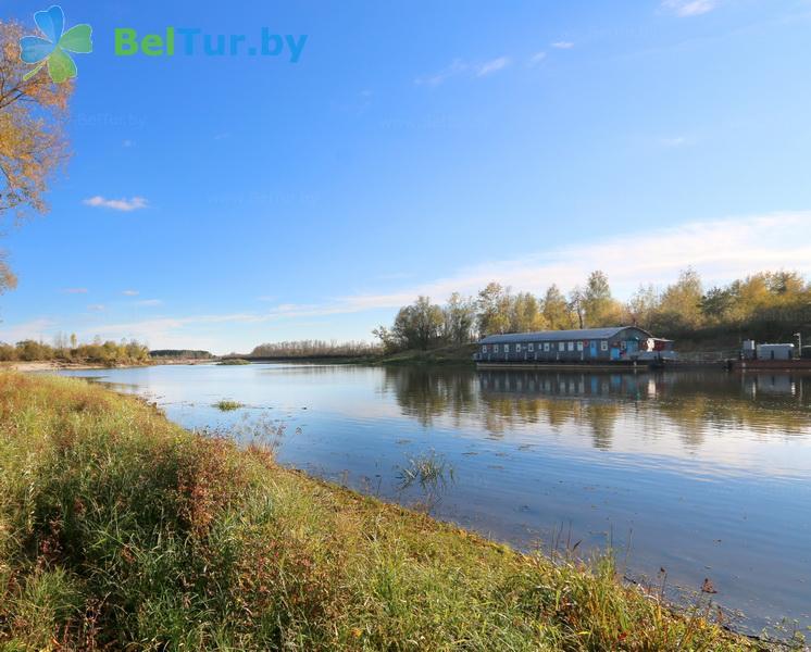 Отдых в Белоруссии Беларуси - усадьба Бычок - Водоём