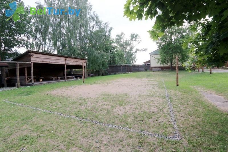 Отдых в Белоруссии Беларуси - база отдыха Березовый двор - Спортплощадка