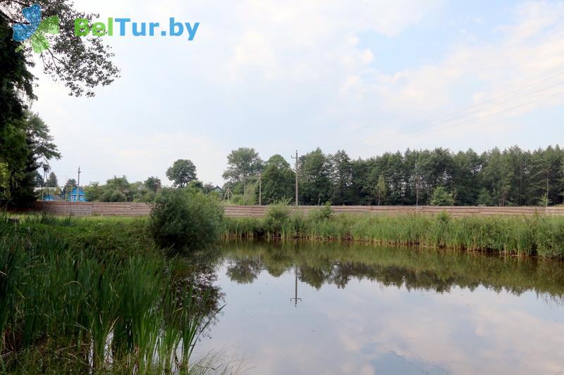 Отдых в Белоруссии Беларуси - база отдыха Березовый двор - Водоём