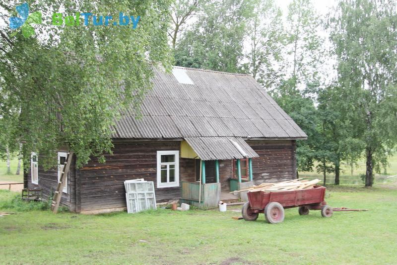 Отдых в Белоруссии Беларуси - база отдыха Березовый двор - администр. корпус