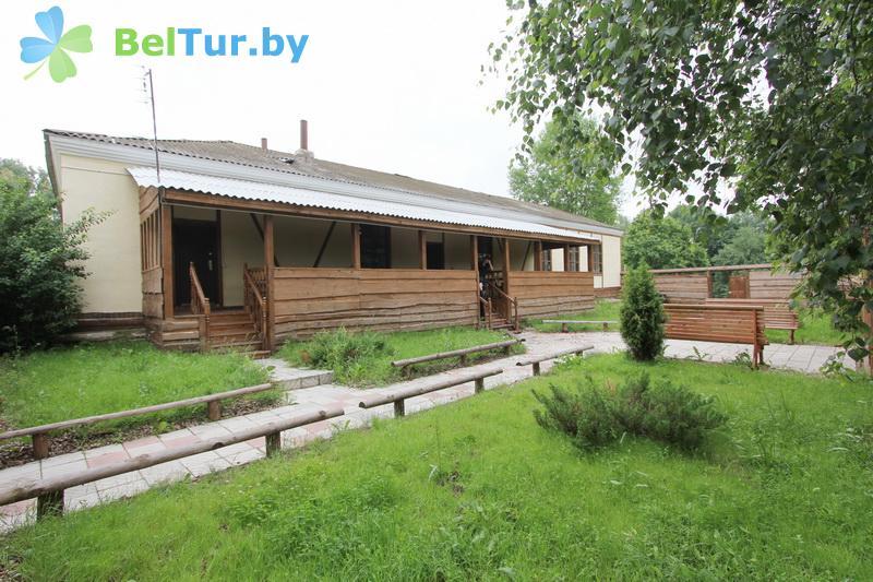 Отдых в Белоруссии Беларуси - база отдыха Березовый двор - корпус №1