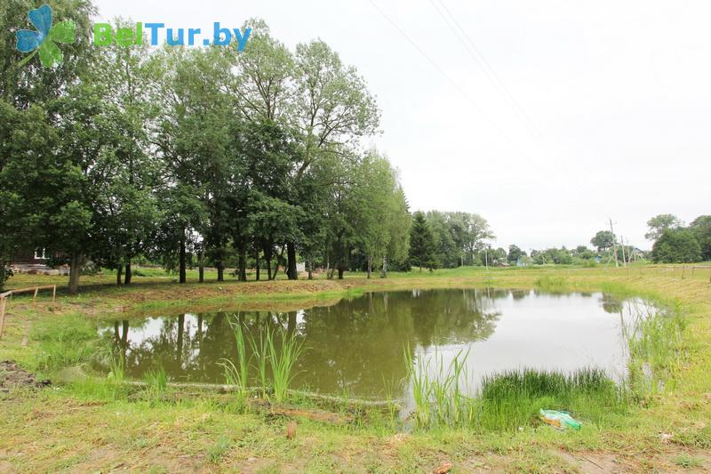 Отдых в Белоруссии Беларуси - база отдыха Березовый двор - Рыбалка