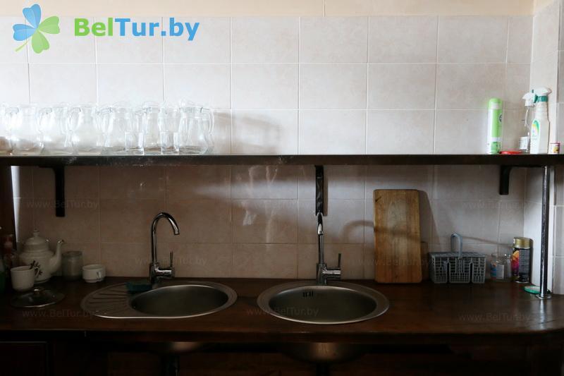 Адпачынак у Беларусі - база адпачынку Бярозавы двор - Кухня