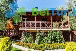 Отдых в Белоруссии Беларуси - усадьба Михасева хата - Территория и природа