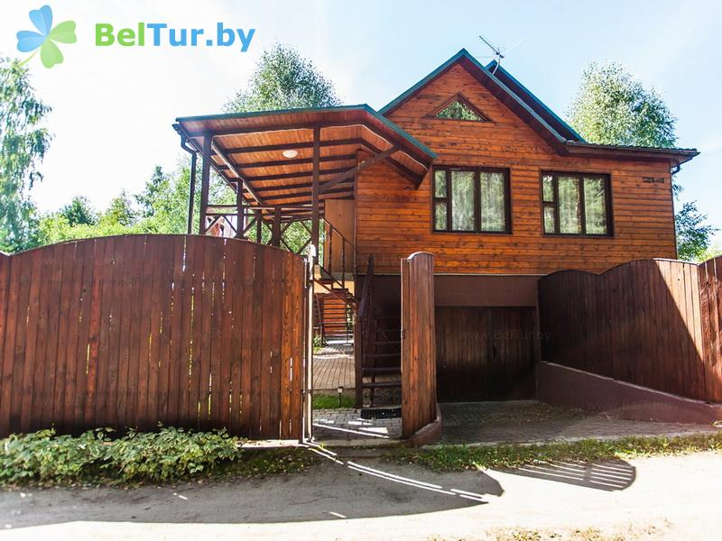 Отдых в Белоруссии Беларуси - усадьба Михасева хата - дом