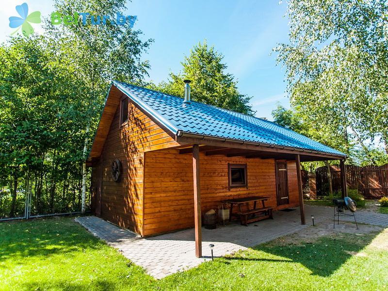 Отдых в Белоруссии Беларуси - усадьба Михасева хата - баня
