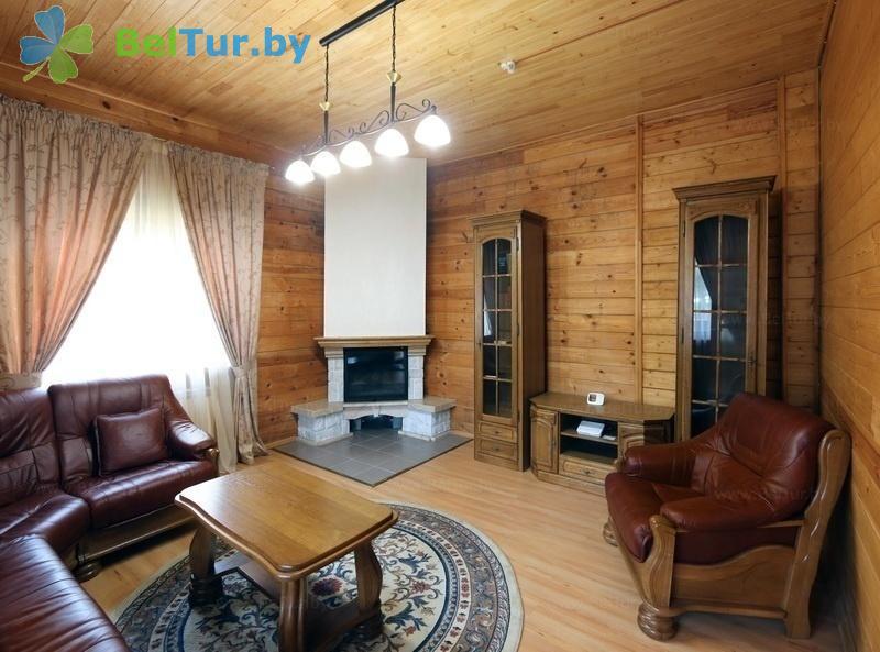 Отдых в Белоруссии Беларуси - туристический комплекс Сосновая - гостевой дом (12 человек) (гостевой дом №2, 3)