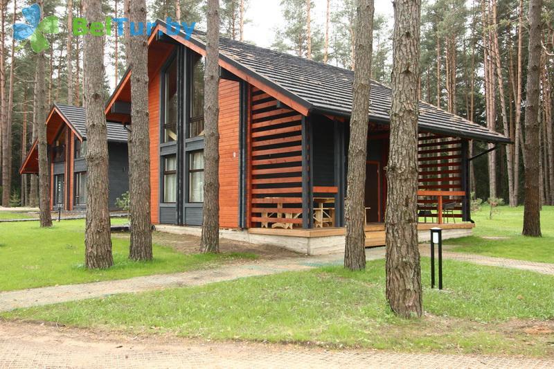 Отдых в Белоруссии Беларуси - туристический комплекс Шишки - Территория и природа